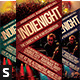 Indie Night Banner Signage - GraphicRiver Item for Sale