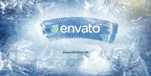 Frozen Logo Intro