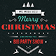 Christmas Party Poster/Flyer Vol.3 - GraphicRiver Item for Sale
