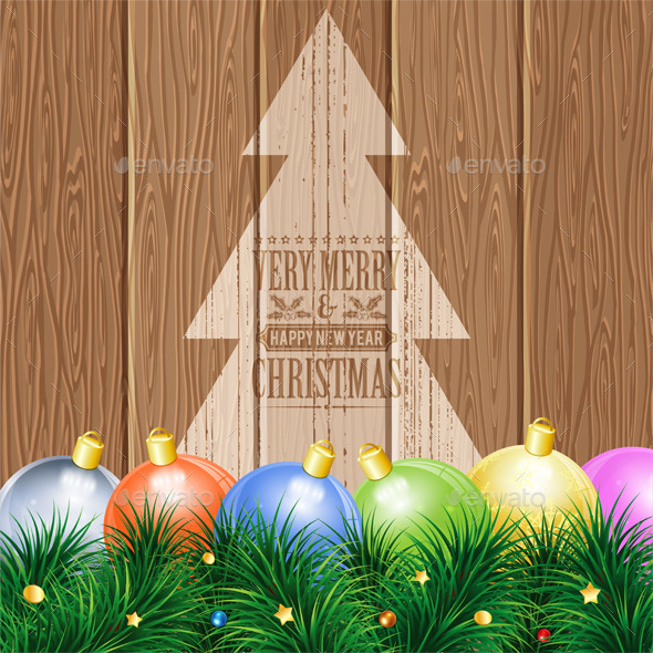 GraphicRiver Christmas Theme 9607752