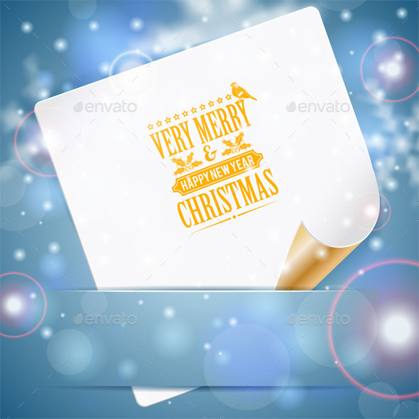 GraphicRiver Christmas Greeting Card 9607892