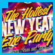 Hot New Year Eve Party Flyer - GraphicRiver Item for Sale
