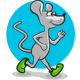 Running Mouse - GraphicRiver Item for Sale