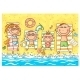 Family at Seaside - GraphicRiver Item for Sale