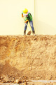 Laborer digging - PhotoDune Item for Sale