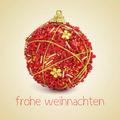 frohe weihnachten, merry christmas in german - PhotoDune Item for Sale
