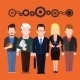Set of People Different Professions - GraphicRiver Item for Sale