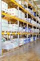 Chemical storage rack - PhotoDune Item for Sale