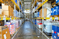 Storehouse corridor - PhotoDune Item for Sale
