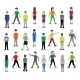 People Pixel Avatars - GraphicRiver Item for Sale