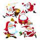 Set of Santa Claus - GraphicRiver Item for Sale