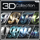 New 3D Collection Text Effects GO.2 - GraphicRiver Item for Sale