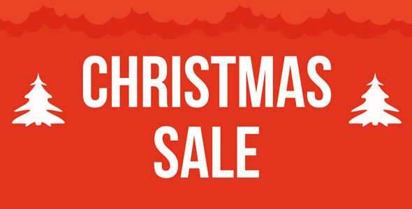 ThemeForest Christmas Sale Muse Template 9610128