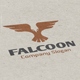 Falcoon Logo - GraphicRiver Item for Sale
