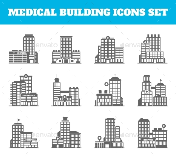 GraphicRiver Medical Building 9610279