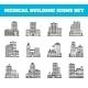 Medical Building - GraphicRiver Item for Sale