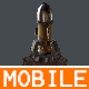 MOBILE TURRET PACK 2 - 3DOcean Item for Sale