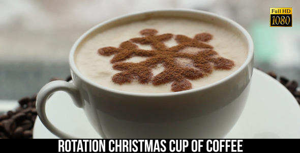 Christmas Cup Of Coffee 10