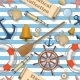 Nautical Pattern - GraphicRiver Item for Sale
