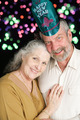 Senior Couple New Years Fireworks - PhotoDune Item for Sale