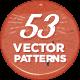 53 Subtle Grunge Patterns - GraphicRiver Item for Sale