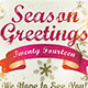 Season Greetings Flyer - GraphicRiver Item for Sale