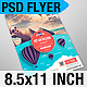 Sports Flyer: Hot Air Balloons - GraphicRiver Item for Sale