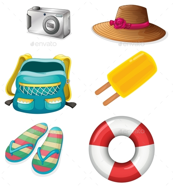 Different Things Ideal for Summer Outings