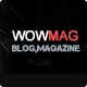 WowMag - Blog / Magazine / News Drupal Theme - ThemeForest Item for Sale