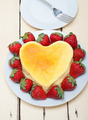 heart cheesecake - PhotoDune Item for Sale