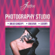 Photography Studio Flyer - GraphicRiver Item for Sale