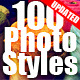 100 Photo Styles - GraphicRiver Item for Sale
