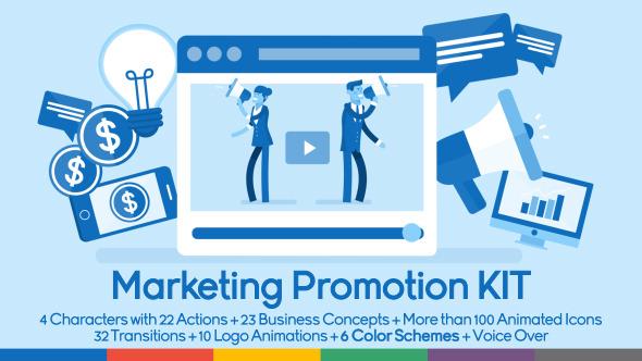 Marketing & Promotion KIT