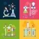 Chemistry Design Concepts - GraphicRiver Item for Sale