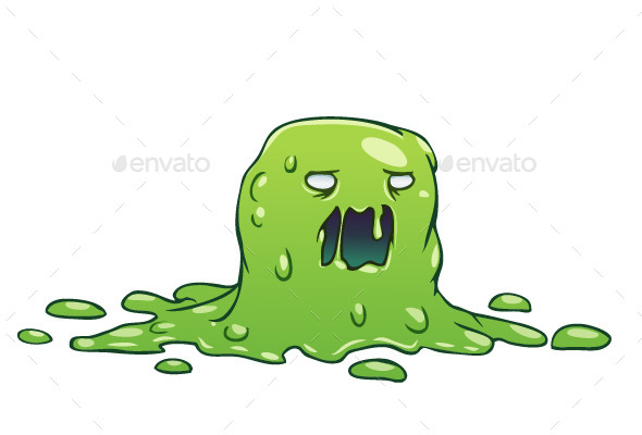 Image result for pictures of cartoon slime