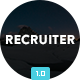 Recruiter - Responsive Email + Themebuilder Access