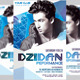 Dzidan Performance Flyer - GraphicRiver Item for Sale