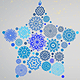 Snowflakes Shapes - VideoHive Item for Sale