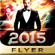NYE Party Flyer Design - GraphicRiver Item for Sale