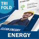 Energy Company Trifold Brochure - GraphicRiver Item for Sale