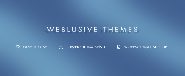 Weblusive page