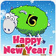 New Year Sheep Greetings and Countdown - VideoHive Item for Sale