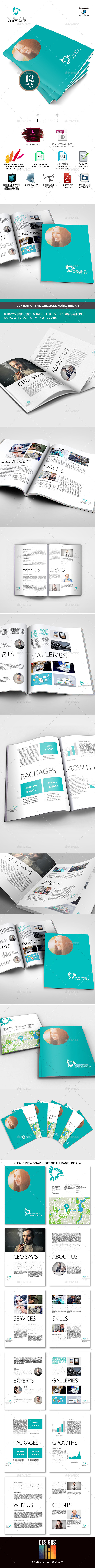 GraphicRiver Marketing Document for Multipurpose Use 9616335