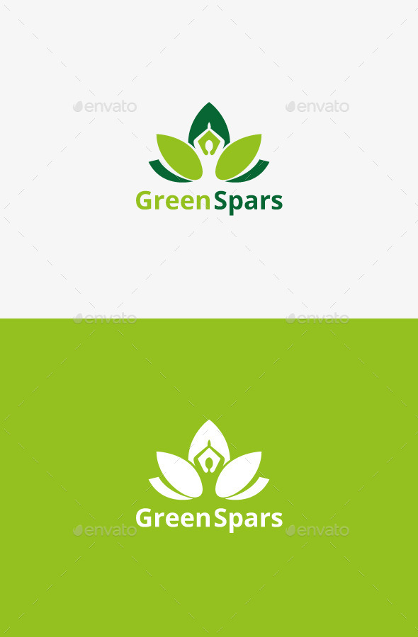 GraphicRiver Green Spars 9616377