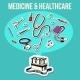 Medicine Sketch Design - GraphicRiver Item for Sale