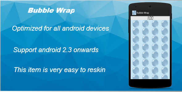 CodeCanyon Bubble Wrap 9572009