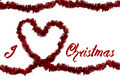 I love Christmas - PhotoDune Item for Sale