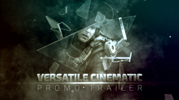 Versatile Cinematic Promo Trailer