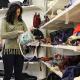 Woman Chooses Handbag On Sale - VideoHive Item for Sale