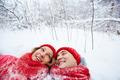 Enjoying winter - PhotoDune Item for Sale